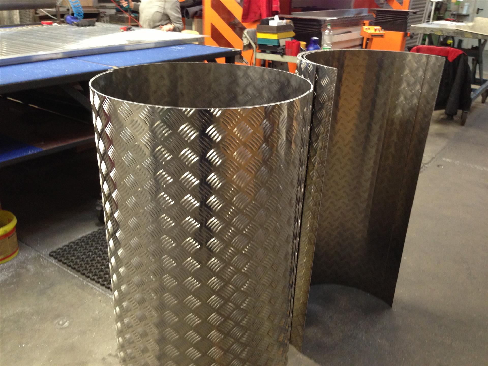 Aluminium quintettblech